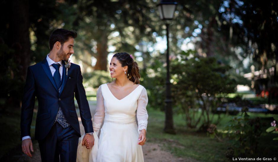 La boda de David y Elena en Soutomaior, Pontevedra