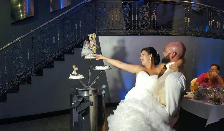 La boda de Pablo y Gemma en Alacant/alicante, Alicante