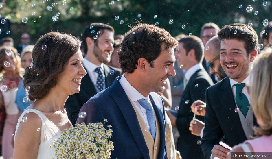 La boda de Iñaki y Irene en Luces, Asturias