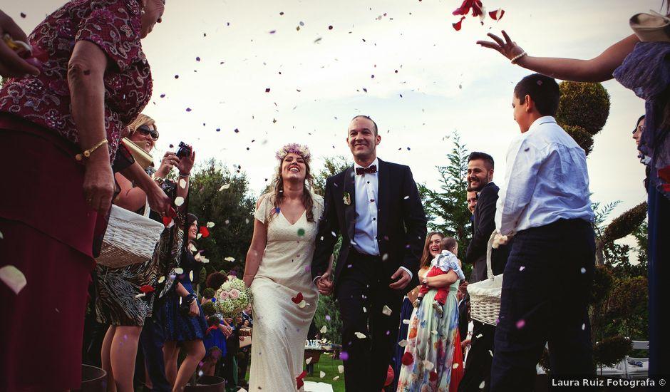 La boda de Gustavo y Gemma en Sant Fost De Campsentelles, Barcelona