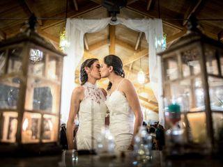 La boda de Irene y Paula