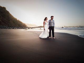 La boda de Mönica y Samuel