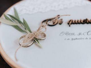 La boda de Alicia y Cesar 1
