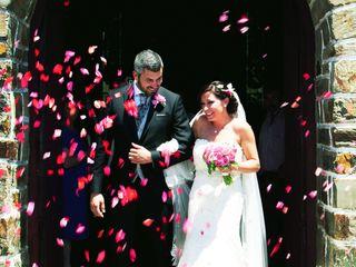 La boda de Maria y Raúl