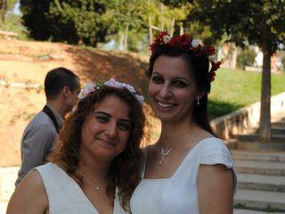 La boda de Mireya y Núria 1