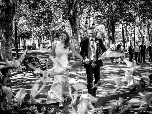 La boda de Inmaculada y Joaquín
