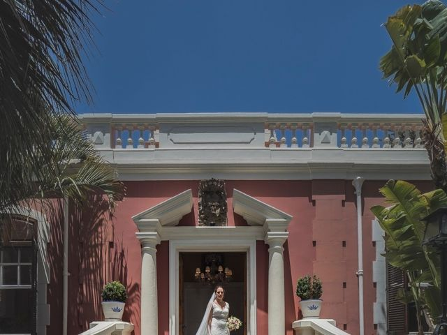 La boda de Samuel y Mönica en La Orotava, Santa Cruz de Tenerife 6