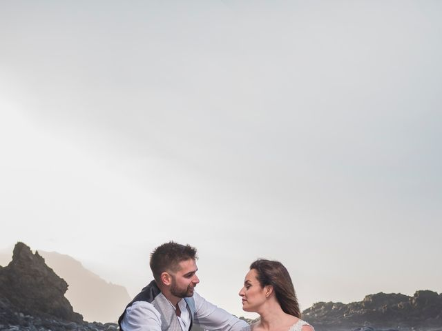 La boda de Samuel y Mönica en La Orotava, Santa Cruz de Tenerife 13