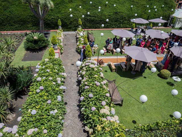 La boda de Samuel y Mönica en La Orotava, Santa Cruz de Tenerife 18