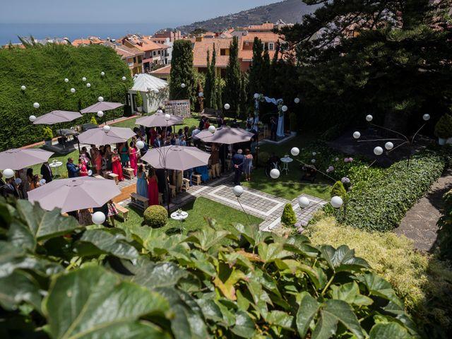 La boda de Samuel y Mönica en La Orotava, Santa Cruz de Tenerife 19