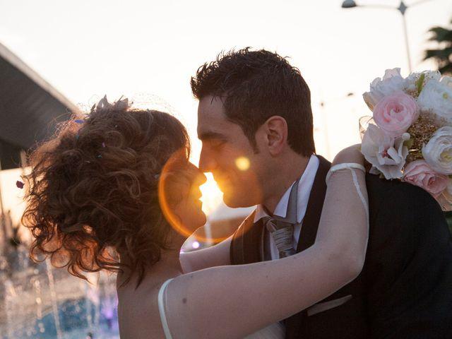 La boda de Irene y José