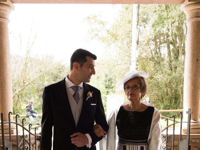 La boda de Javier y Silvia en Gijón, Asturias 5
