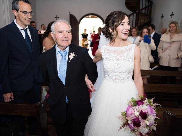 La boda de Javier y Silvia en Gijón, Asturias 9