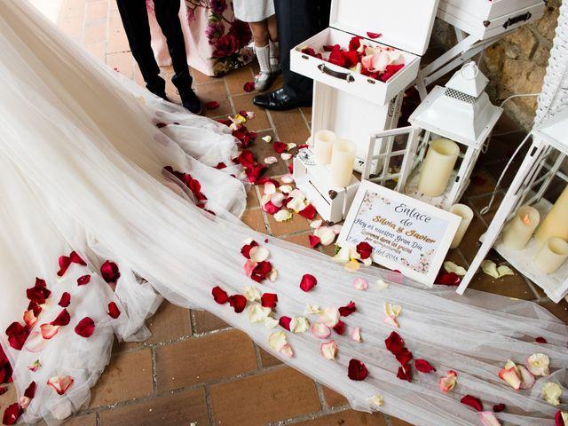 La boda de Javier y Silvia en Gijón, Asturias 16
