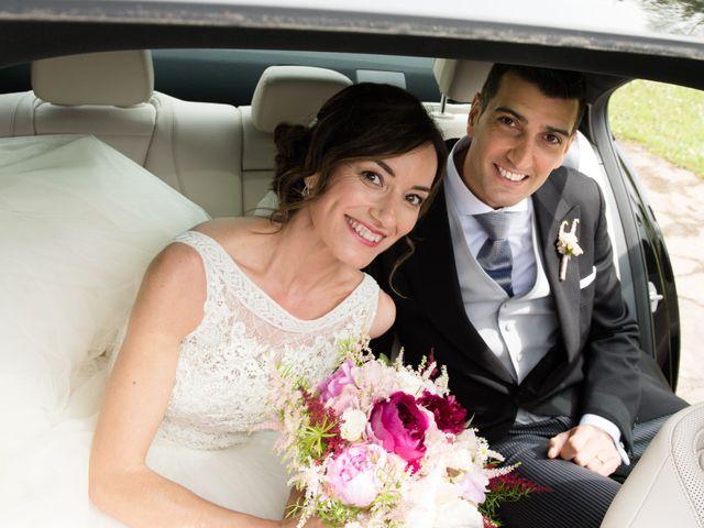La boda de Javier y Silvia en Gijón, Asturias 21