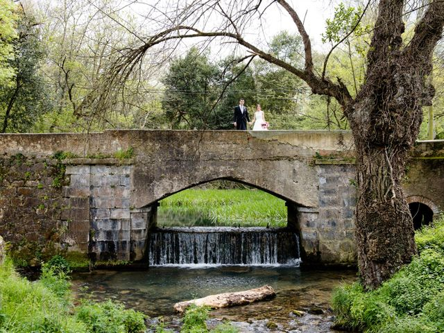 La boda de Javier y Silvia en Gijón, Asturias 1