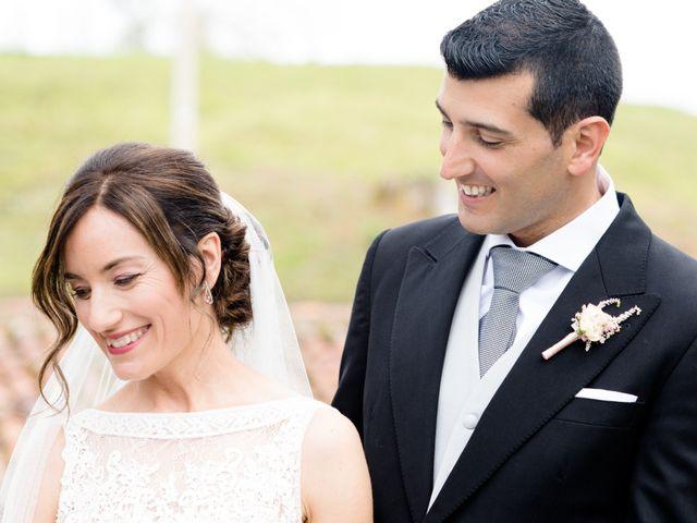 La boda de Javier y Silvia en Gijón, Asturias 27