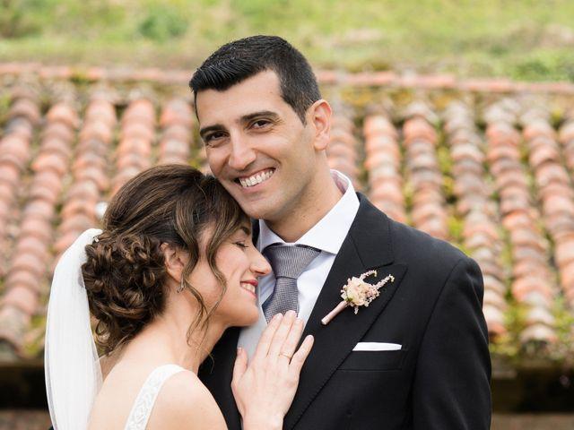 La boda de Javier y Silvia en Gijón, Asturias 28
