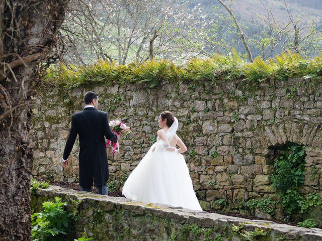 La boda de Javier y Silvia en Gijón, Asturias 31