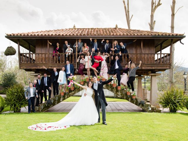 La boda de Javier y Silvia en Gijón, Asturias 58