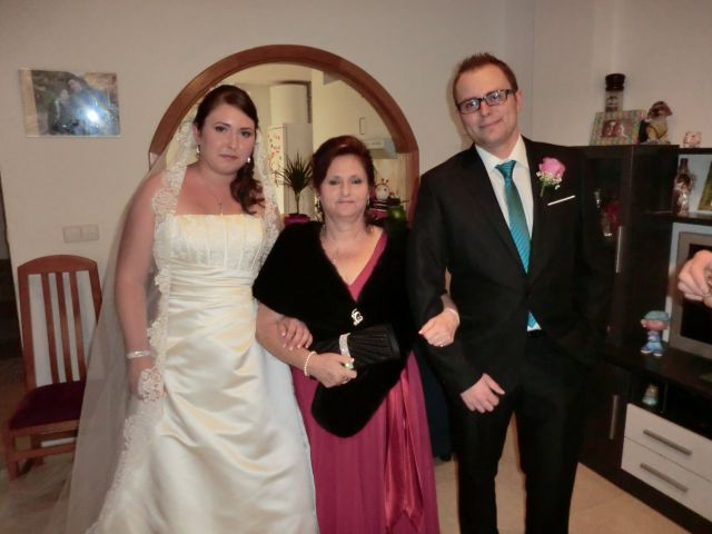 La boda de Miguel y María  en Cartagena, Murcia 3