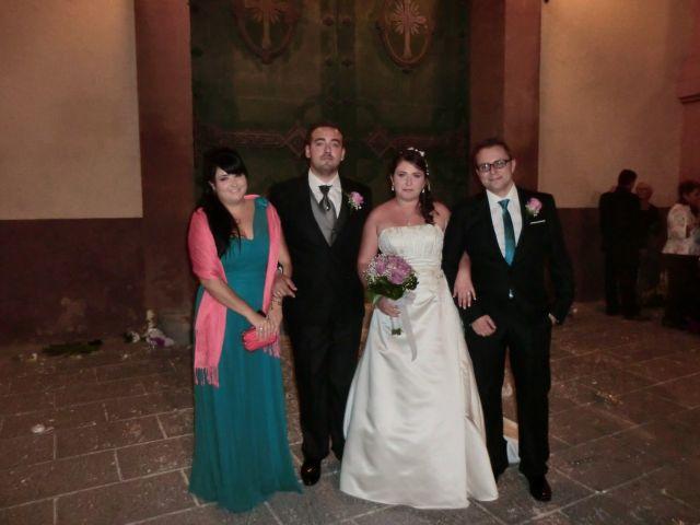La boda de Miguel y María  en Cartagena, Murcia 2