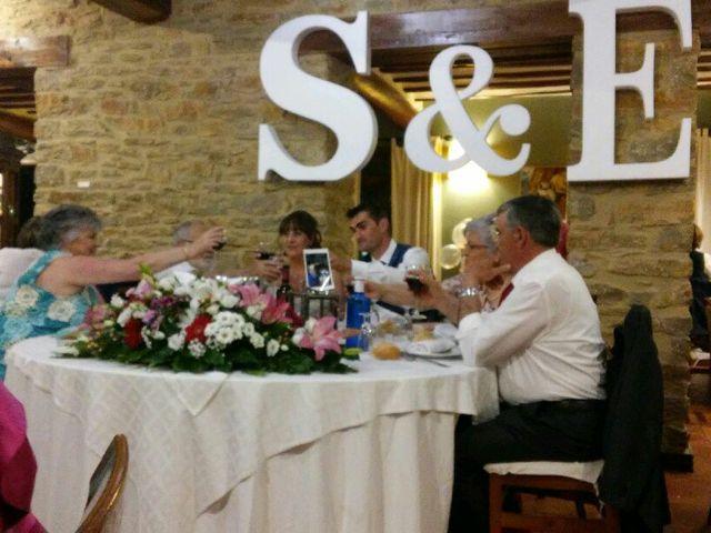 La boda de Sergio y Elena en Mirambel, Teruel 1