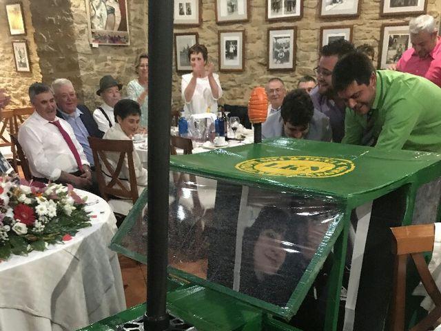 La boda de Sergio y Elena en Mirambel, Teruel 9