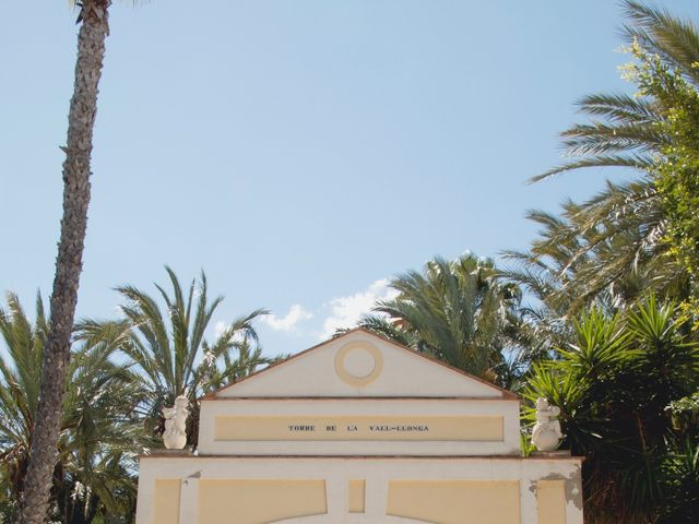 La boda de Miguel y Bárbara en Alacant/alicante, Alicante 35