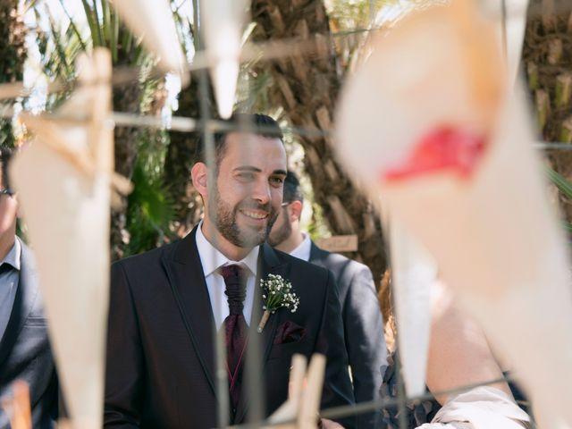 La boda de Miguel y Bárbara en Alacant/alicante, Alicante 40