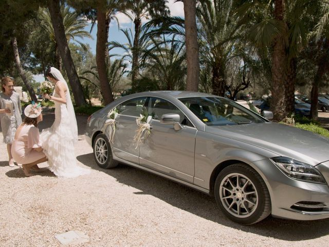 La boda de Miguel y Bárbara en Alacant/alicante, Alicante 52