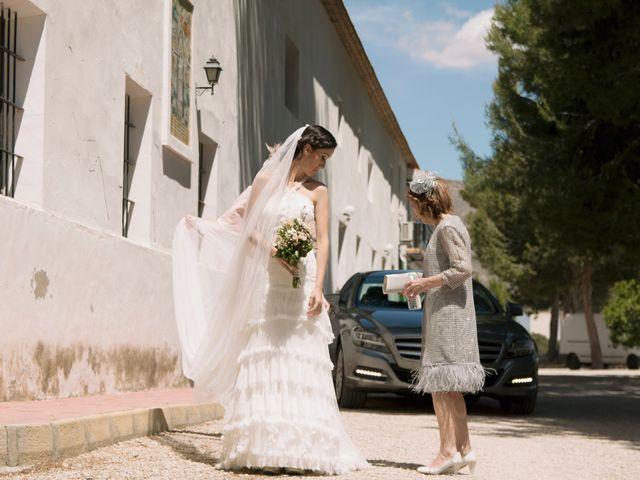 La boda de Miguel y Bárbara en Alacant/alicante, Alicante 53