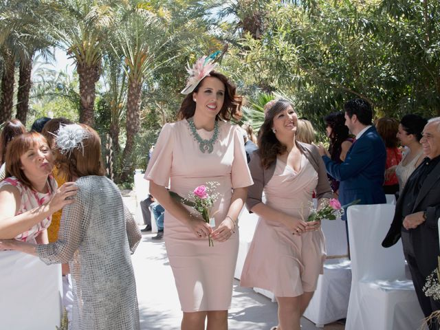 La boda de Miguel y Bárbara en Alacant/alicante, Alicante 54