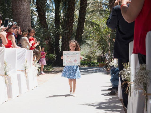 La boda de Miguel y Bárbara en Alacant/alicante, Alicante 56