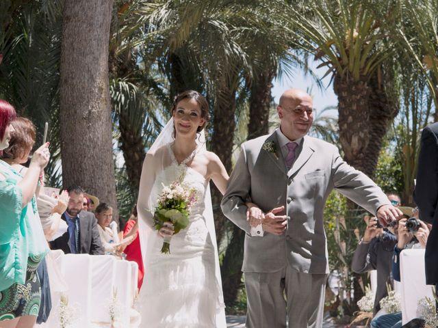 La boda de Miguel y Bárbara en Alacant/alicante, Alicante 57