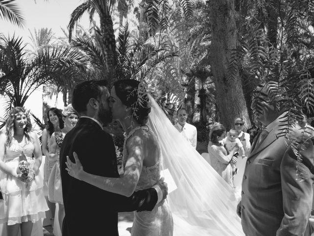 La boda de Miguel y Bárbara en Alacant/alicante, Alicante 58