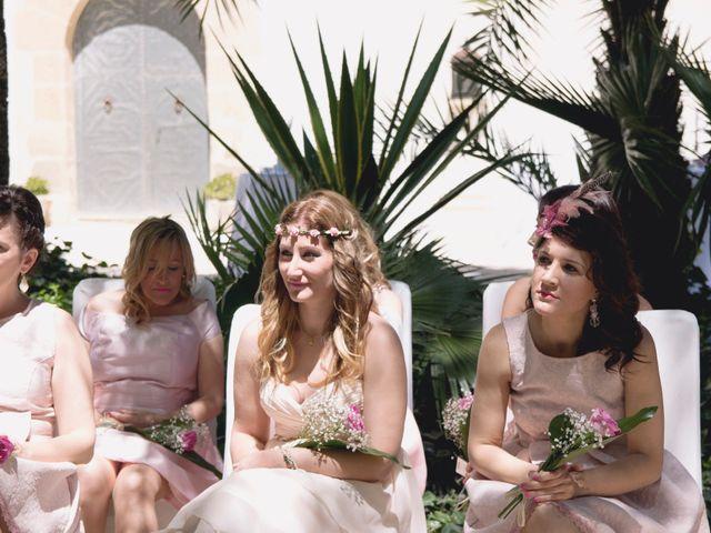 La boda de Miguel y Bárbara en Alacant/alicante, Alicante 60