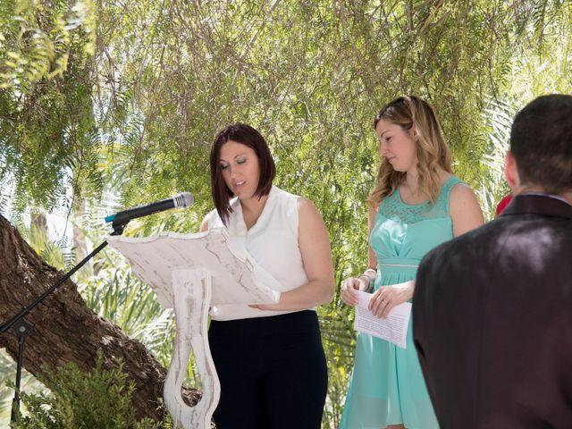 La boda de Miguel y Bárbara en Alacant/alicante, Alicante 62