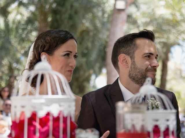 La boda de Miguel y Bárbara en Alacant/alicante, Alicante 63