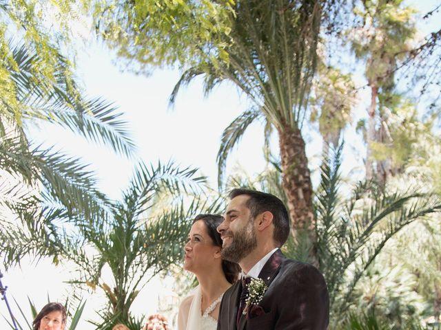 La boda de Miguel y Bárbara en Alacant/alicante, Alicante 65