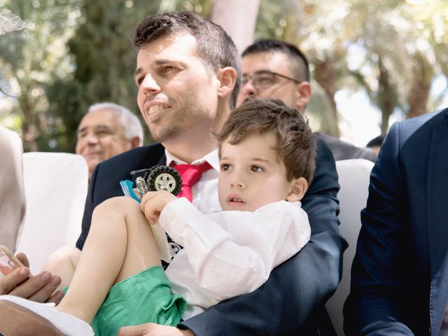 La boda de Miguel y Bárbara en Alacant/alicante, Alicante 66