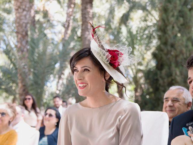 La boda de Miguel y Bárbara en Alacant/alicante, Alicante 67