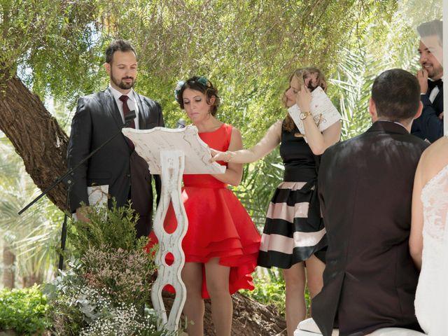 La boda de Miguel y Bárbara en Alacant/alicante, Alicante 70
