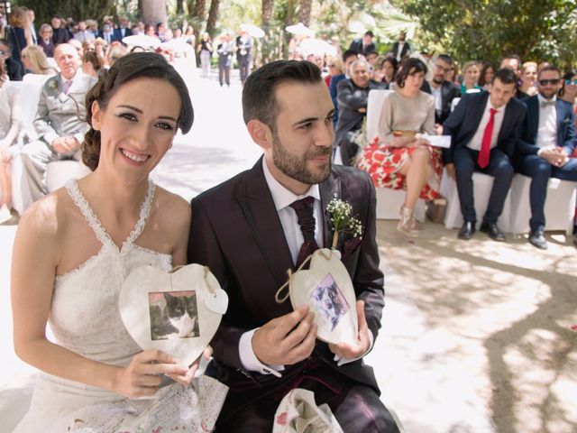 La boda de Miguel y Bárbara en Alacant/alicante, Alicante 76