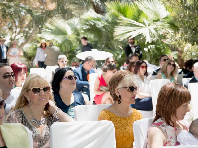 La boda de Miguel y Bárbara en Alacant/alicante, Alicante 78