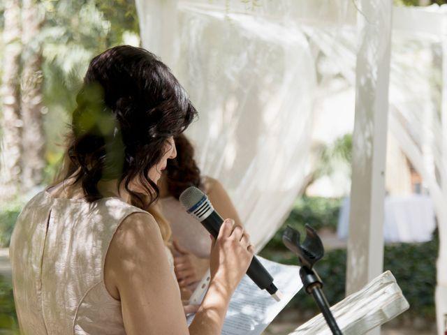 La boda de Miguel y Bárbara en Alacant/alicante, Alicante 79