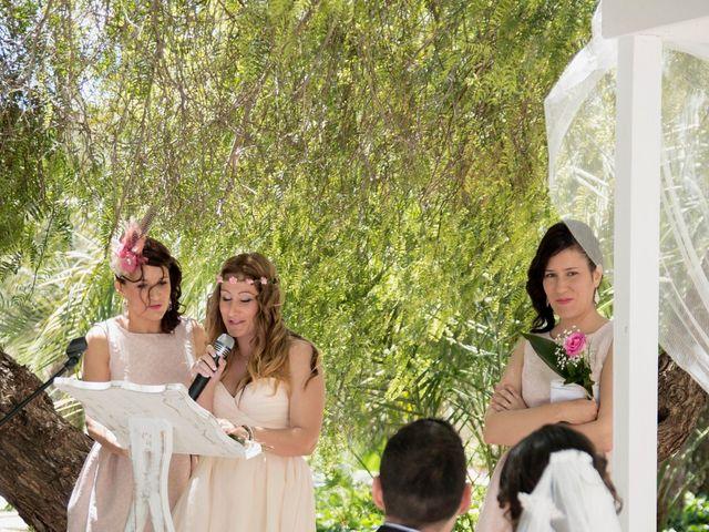 La boda de Miguel y Bárbara en Alacant/alicante, Alicante 80