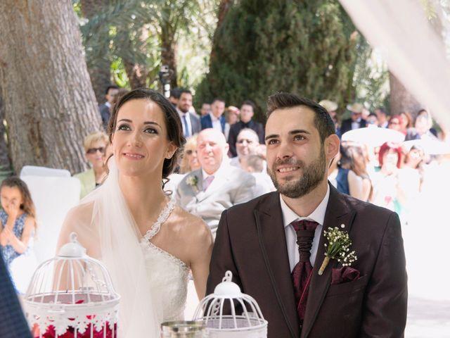 La boda de Miguel y Bárbara en Alacant/alicante, Alicante 81