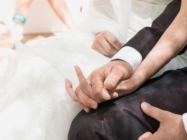 La boda de Miguel y Bárbara en Alacant/alicante, Alicante 82