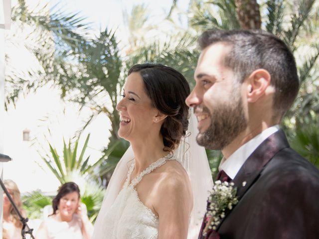La boda de Miguel y Bárbara en Alacant/alicante, Alicante 85